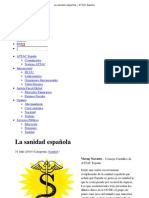 20100801 - La sanidad española _ ATTAC España