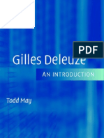 Gilles Deleuze an Introduction