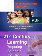 Senario Pendidikan Abad Ke21