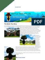 1107 Sg Bottle Tree
