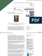 Revista Téchne _Recuperação estrutural_ Engenharia Civil
