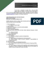 ~$11425811 Apostila de Direito Constitucional Para Concursos COCP