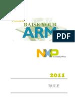 Cuộc thi Raise Your Arm