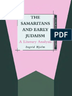 JSOT the Samaritans and Early Judaism