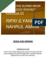 Presentation Roda Giigi Miring
