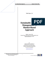 Sustainable Growth Management