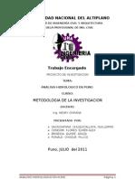 Trabajo de Metodologia de La Investigacion - Final
