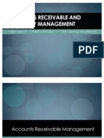 Chp 20. AR and Inventory Management