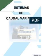 Sistema de Caudal Variable