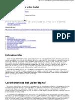 Conceptos básicos de vídeo digital