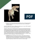 kiran dinosourus