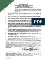 CELOC Notice of Mtg
