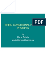 Third Conditional Picture Prompts