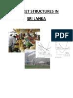 Market Structures in Sri Lanka