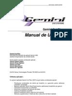 Gemini Cut Plan v.X9 - Manual de Utilizare