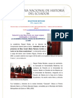 BOLETÍN DE NOTICIAS - Nº4-ANH