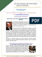 BOLETIN DE NOTICIAS  Nº5-ANH