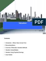 ASSET Valuation[1]