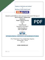 Big Bazaar Attrition