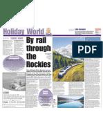 Canadian Rockies, The Gazette