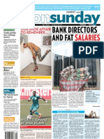 Bank Directors and Fat Salaries