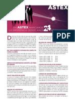 Astex Folleto