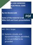 NEC Article 250