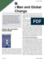 Piltdown Man and Global Climate Change