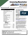 DABC 2011 Licensing Newsletter
