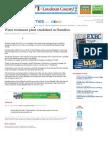 Water Treatment Plant Vandalized in Hamilton | LoudounTimes