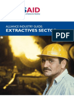 USAID Partnering Manual With Extractive Industries
