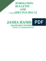Document Jamia Hmadard