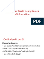 Outils pour l'audit des systèmes