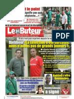 LE BUTEUR PDF du 12/07/2011