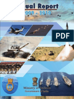 Ministry of Defence, Govt of India - Annual Report 2010