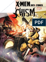 Schism Issue 1 Exclusive Preview