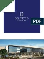 Seletto Business D.O.C. | Recreio | Portal Imoveislancamentos RJ
