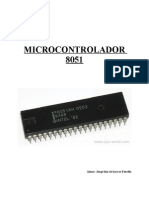 MICROCONTROLADOR 8051