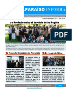 Boletín Region Valparaíso Fundación Superación Pobreza