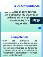 Competencias Perfil y Manual 1
