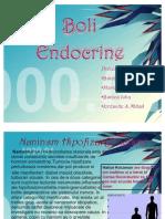 Boli Endocrine