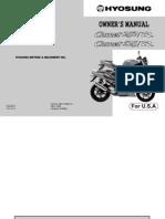 GT250 Owner Manual