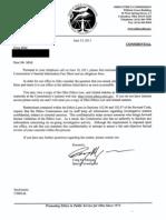 Ohio Ethics Form - Heffner