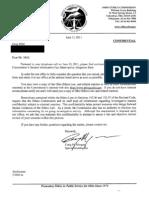 Ohio Ethics Allegation Form - Heffner