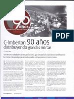 Caso de C-iberton Revista Enero 2011