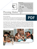DVC-GBW January 2008 Newsletter