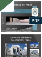 TALLER DE DISEÑO ARQUITECTONICO IV