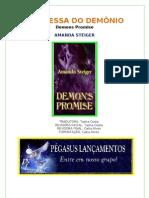 Amanda Steiger - Promessa do Demônio- lido