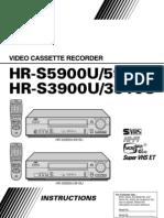 JVC HR-S5900U