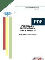COMPÊNDIO POLITICAS E PROMOÇÃO EM SAÚDE
